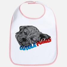 Cuddle Puggle Bib
