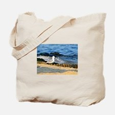 Cute Long island Tote Bag