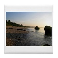 Cute Outdoor photography Tile Coaster