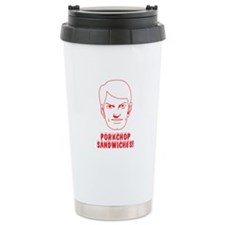 Porkchop Sandwiches! Joe PSA Travel Mug