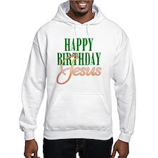 Happy Birthday Jesus Hoodie