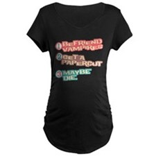 New Moon Papercut T-Shirt
