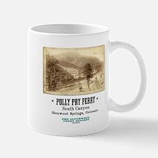 The Polly Pry Ferry Mug