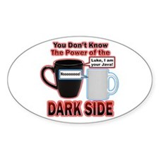 Dark Side Decal