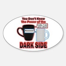Dark Side Decal