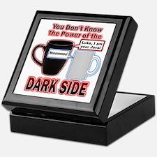 Dark Side Keepsake Box