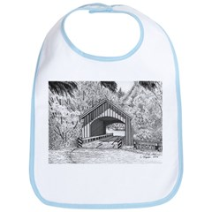 N Yachats Covered Bridge Bib