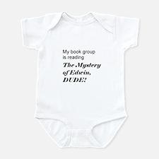 Mystery of Edwin Infant Bodysuit