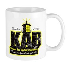 KAB Radio Mug