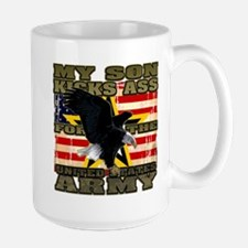 Army Son Large Mug
