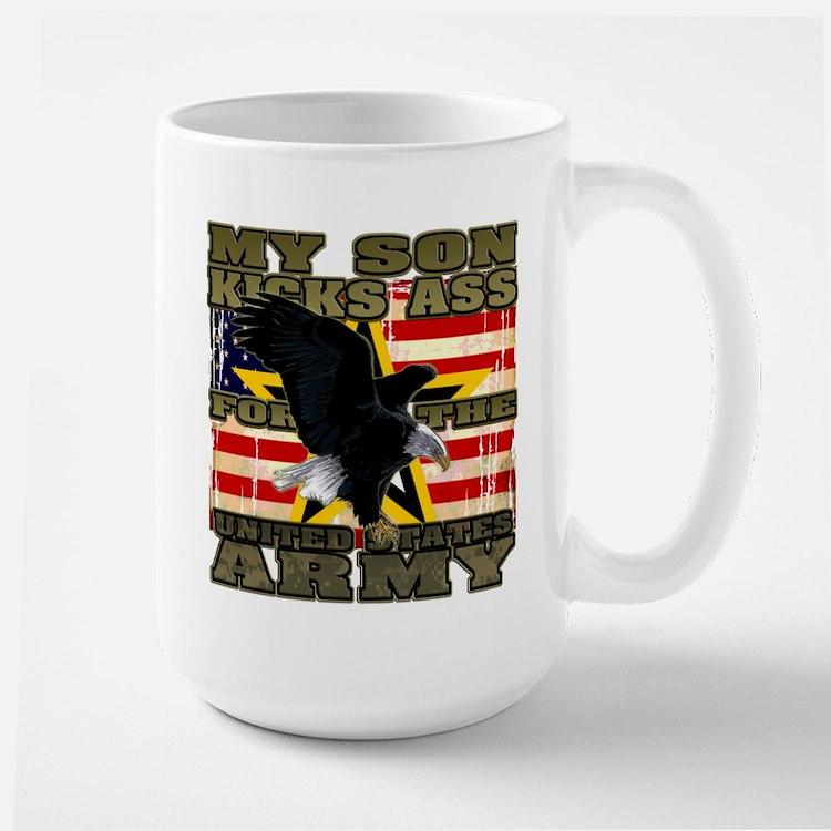 Army Son Mug