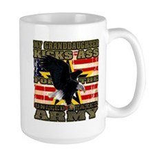 Army Granddaughter Mug