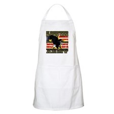 Army Granddaughter BBQ Apron