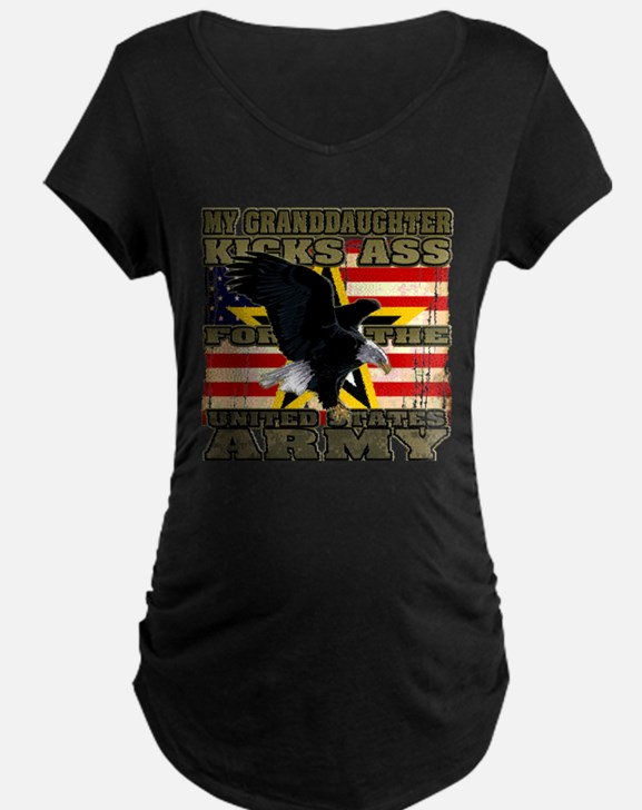Army Granddaughter T-Shirt