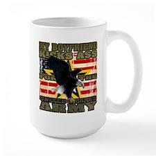 Army Boyfriend Mug