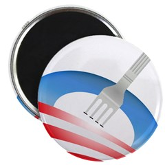 Stick a Fork In It Magnet