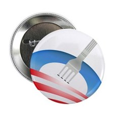 """Stick a Fork In It 2.25"""" Button"""