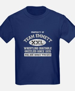 Property of Team Emmett T