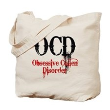 OCD- Obsessive Cullen Disorder Tote Bag
