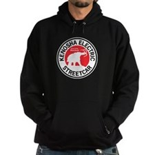 Route of the Mammoth Hoodie