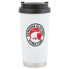 Route of the Mammoth Travel Mug