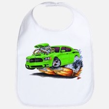 Charger Daytona Green Car Bib