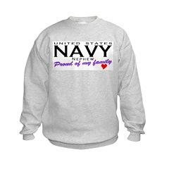 US Navy Nephew Sweatshirt