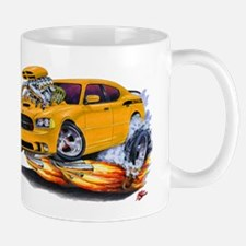 Charger Daytona Orange Car Mug