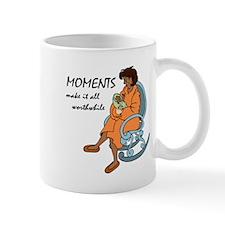 Moments Make it All Worthwhile Mug