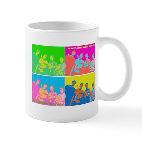 M2 - Roots-Pop-Art Taters Mug