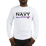 US Navy Niece Long Sleeve T-Shirt
