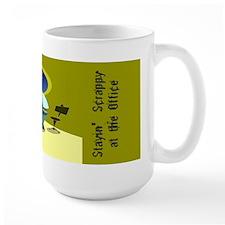 Funny Squirrel Mug