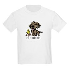 Hot Chocolate Kids T-Shirt