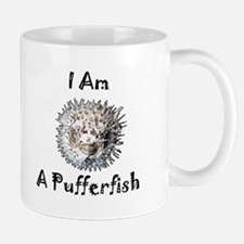 pufferfishcomplete Mugs