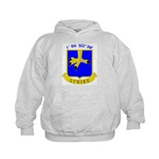 1st BN 502nd INF Hoodie