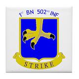 502 infantry Kitchen & Entertaining