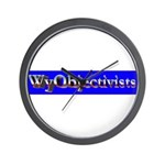 WyObjectivists Wall Clock