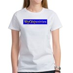 WyObjectivists Women's T-Shirt