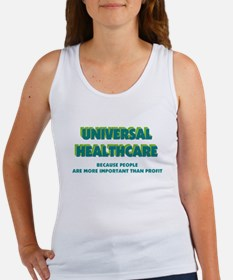 Universal HealthCare Women's Tank Top