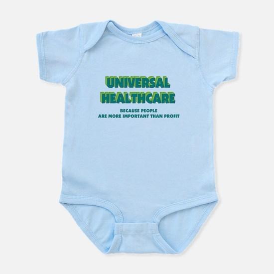 Universal HealthCare Infant Bodysuit