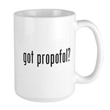 got propofol? Mug
