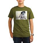 Bessie Organic Men's T-Shirt (dark)