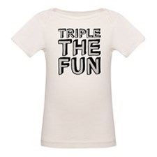 Triple The Fun Tee
