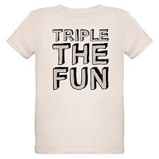 Triple The Fun T-Shirt