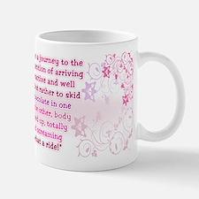 Life is for living Mug