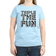 Triple The Fun T-Shirt