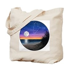 Astral Harp Tote Bag