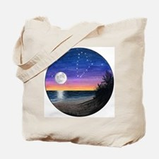 Astral Harp Tote Bag