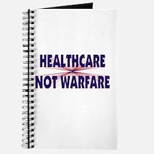 Healthcare Not Warfare Journal