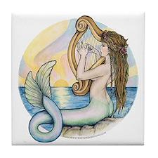 Song of the Siren Tile Coaster